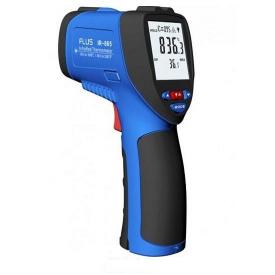 Пірометр - інфрачервоний термометр FLUS IR-865 (-50...+1850)