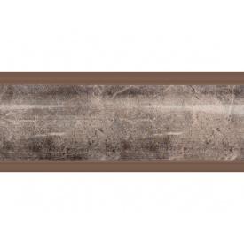 Плинтус LuxeForm 96102 Мрамор императорский W131 мм 4200
