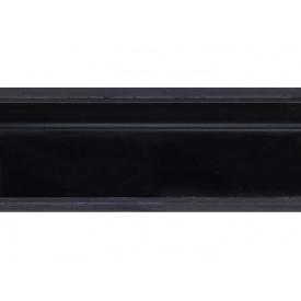 Плинтус Rehau 118 98104 Черный мм 4200