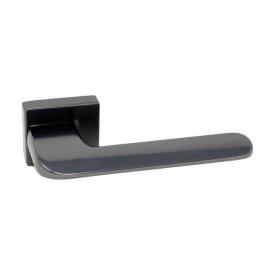 Дверна ручка SYSTEM ATLAS Чорний матовий нікель