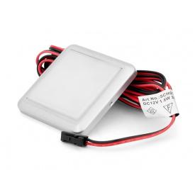 Підсвічування LED GIFF Orion 15 W білий теплий світло металік БП SPS