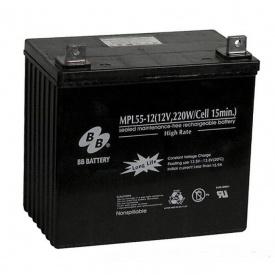 Аккумуляторные батареи B.B. Battery MPL55-12/B5