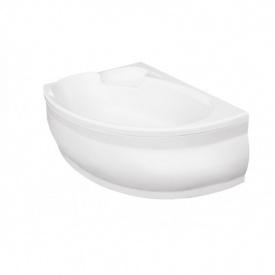 Ванна акриловая BESCO WENUS FINEZJA 140х95 левая (соло) без ножек и панели
