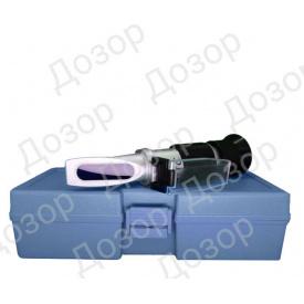 Рефрактометр HT114ATC (28-62% Brix) для висококонцентрованих речовин