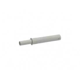 Толкатель Italiana Ferramenta K-PUSH TECH мм 20 мм с магнитом серый