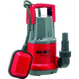 Насос заглибний для чистой воды AL-KO ТК 250 Есо