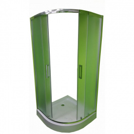 Душевая кабина Veronis KN-3-100 матовое стекло 100х100х180 без поддона