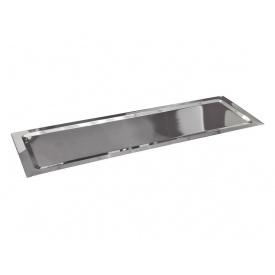 Поддон к посудосушителю INOXA мм 600 нержавеющая сталь