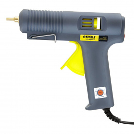 пистолет термоклеевой с регул.температуры (140-220°C) O11,2мм 500Вт (2721221)