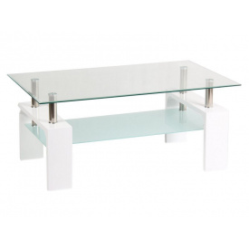 Журнальный стол Lisa Basic Белый
