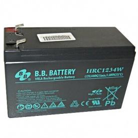 Аккумуляторная батарея B.B. BATTERY HRС1234W/T2