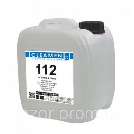 Моющее для окон и рам CLEAMEN 112 - 10 л