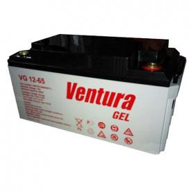 Гелевый аккумулятор Ventura VG 12-65 GEL