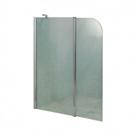 Штора на ванну Lidz Brama SS120x140L.CRM.FR Frost
