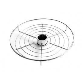Полка круглая ALVA 350/50 хром