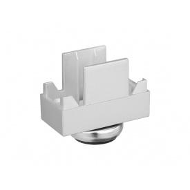 Опора регулируемая малая пластик Volpato Stili мм 29 серая