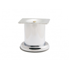Опора нерегульована циліндрична GIFF Pillar 50/50 хром