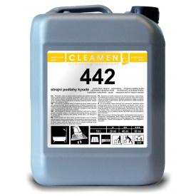 Моющее для мытья пола CLEAMEN 442 (кислотный) - 5л