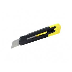 Нож STANLEY серия SM 18 мм сегментированное лезвие 160 мм 0-10-151