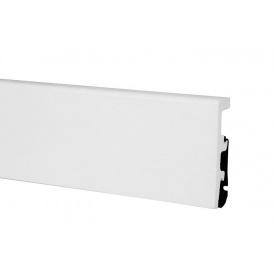 Плинтус напольный Arbiton Integra 01 Белый