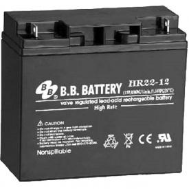 Аккумулятор B.B. Battery HR22-12/B1