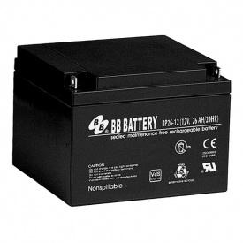 Аккумулятор B.B. Battery BP26-12/B1