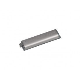 Толкатель накладной с магнитом и ответной планкой GIFF PRIME Pusher-HL никель