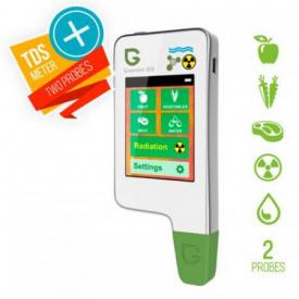 Побутовий нітрат-тестер, дозиметр і вимірювач жорсткість води ANMEZ Greentest Eco 5