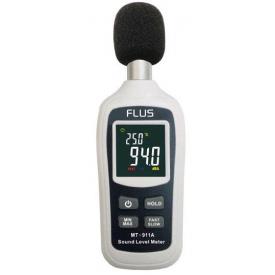 Міні шумомір - термометр FLUS MT-911A
