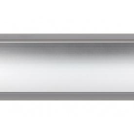 Плинтус кухонный Linken System треугольный алюминий гладкий вогнутый мм 30 мм 4000 мм