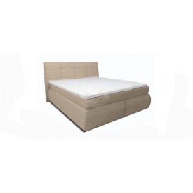 Ліжко Саванна 140x200 світло-бежева