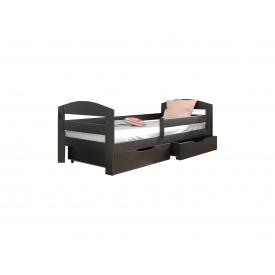 Ліжко Вінні з масиву бука 90х190