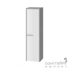 Пенал для ванной комнаты подвесной Ювента Sofia 120 серый