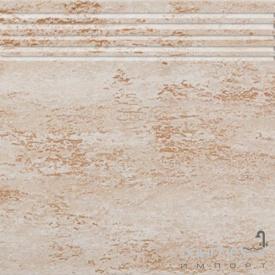 Плитка RAKO Travertin DCP35035 ступень