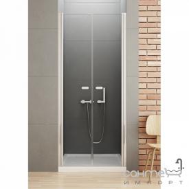 Душевая дверь New Trendy New Soleo 110 D-0127A прозрачное стекло