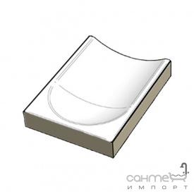 Плитка (водовід) Rako Pool хPE58023 гладка матова