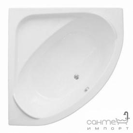 Угловая ванна Polimat Standard II 140x140 белая (00254)