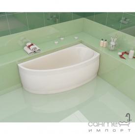 Асиметрична ванна Artel Plast Єва Правостороння