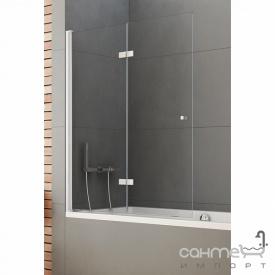 Шторка для ванни New Trendy New Soleo L 120 P-0030 ліва прозоре скло