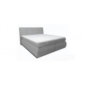 Ліжко Саванна 160x200 сіра