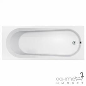 Прямоугольная акриловая ванна Hafro Nova 180x80