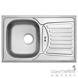Кухонна мийка Ukinox Comfort COP 780.480 GW 8K полірована нержавіюча сталь