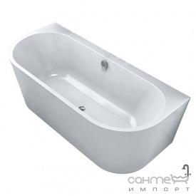 Пристінна цільнолита акрилова ванна Kolpa-San Dream SP 180x80 біла