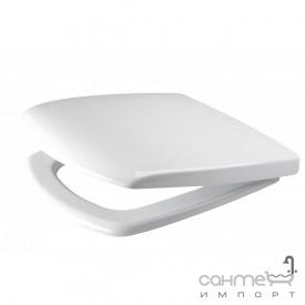 Сиденье для подвесного унитаза Cersanit Carina CSSD1003320961 Soft-close, белая