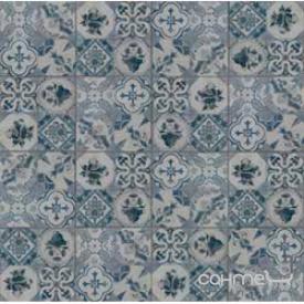 Клинкерная плитка база 25x25 Gres de Aragon Retro Azul
