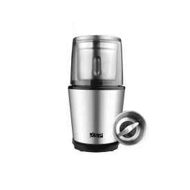 Электрическая кофемолка измельчитель DSP KA-3036 на 50 гр 300W Steel (112606)