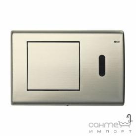 Панель смыва с кнопкой и датчиком TECE TECEplanus 230/12 9.240.352 нержавеющая сталь сатин