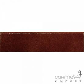 Клинкерная плитка плинтус 8x33 Gres de Aragon Albany Rodapie Siena коричневая