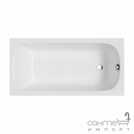 Прямоугольная ванна Polimat Classic 150x75 белая (00279)