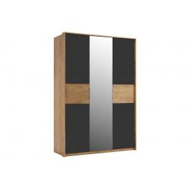 Шкаф Рамона трехдверный с зеркалами